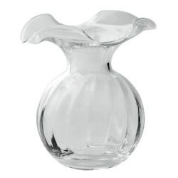 Hibiscus Fluted Vase