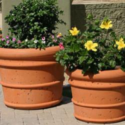 Italian Series Planters Tall