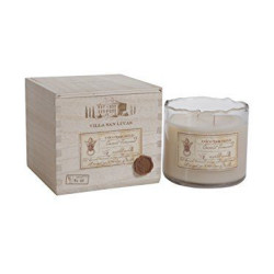 Zodax Villa San Lucas Candle in Wood Crate Coconut Tamarind 12 OZ
