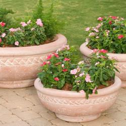 Sonoma Series Planters Low