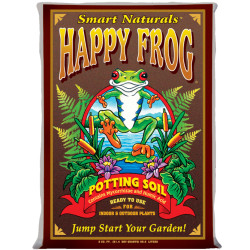 FoxFarm Happy Frog® Potting Soil - 2 Cubic Foot