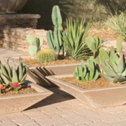 Oblique Series Planters Low