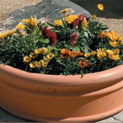 Italian Series Planters Low