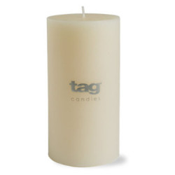 TAG® IVORY CHAPEL 3X6 PILLAR CANDLE