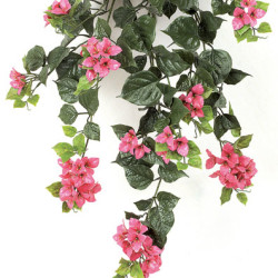 "Bougainvillea Blooming Spray 36"""