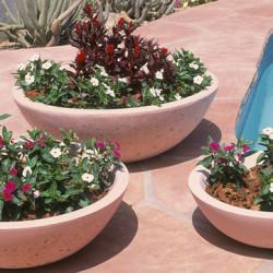 Wok Series Planters