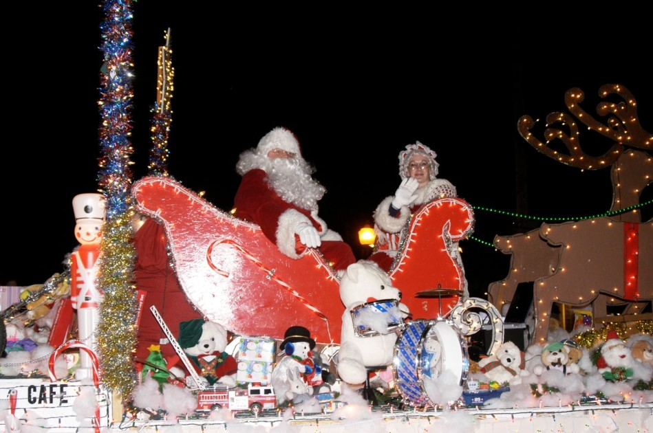 21st Annual Wickenburg Christmas Parade of Lights