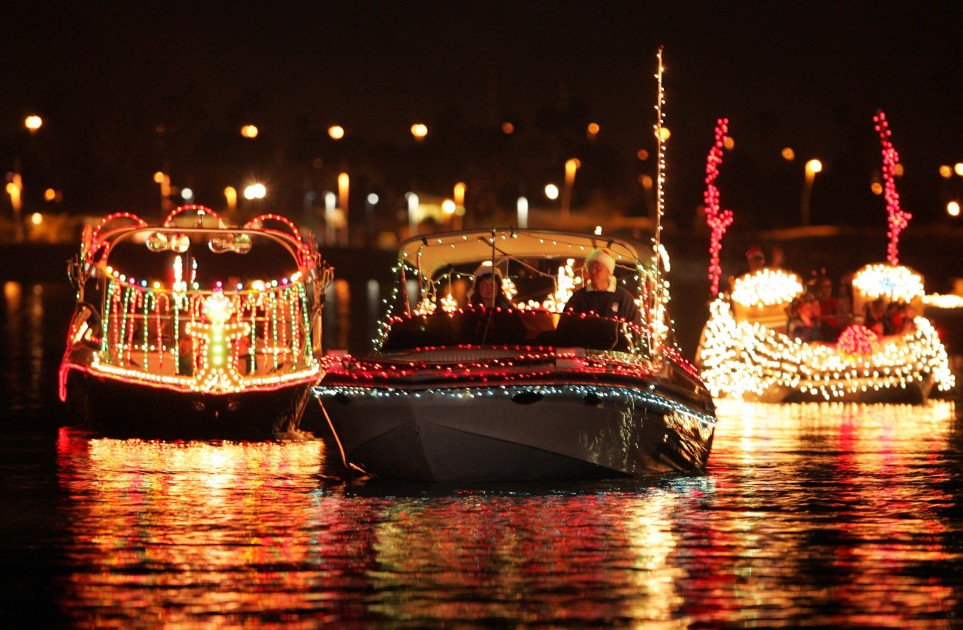 Tempe Fantasy of Lights Boat Parade Presented by SRP