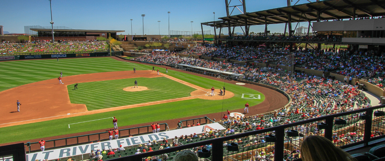 Plan Your Spring Training Trip