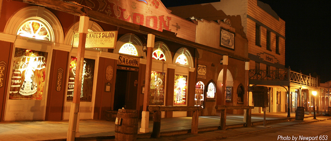 Ghost Tours of Arizona