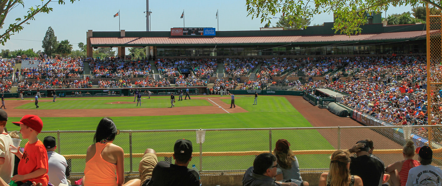 Plan Your Spring Training Getaway