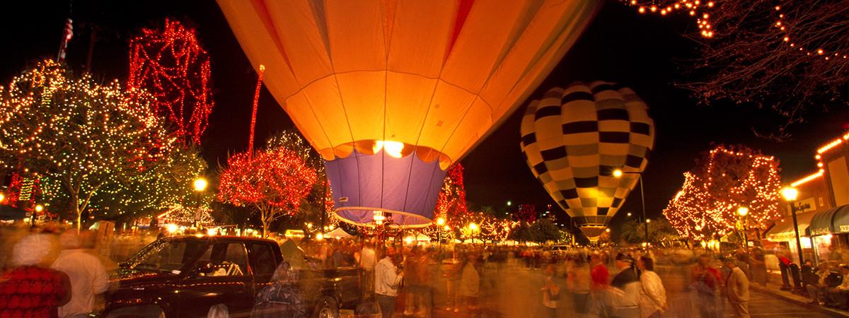 October: Arizona Events