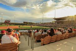 Sunshine and Baseball in Glendale