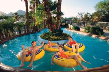 Resort Pool Activities