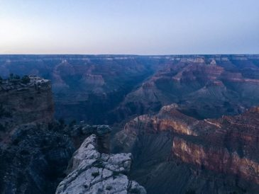 The Blue Hour: A Grand Canyon Experience