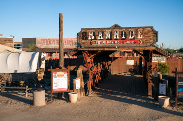 Experience Wild Horse Pass