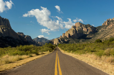 Epic Fall Road Trip: Cave Creek Canyon