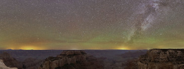 Grand Canyon After Dark