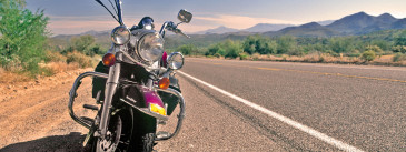 4 Great Motorcycle Rides Through Arizona