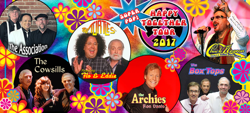 Happy Together Tour 2017