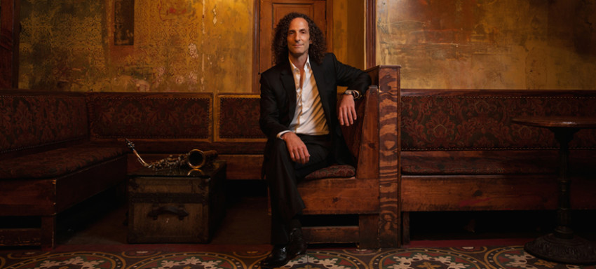 Kenny G. - The Miracles Holiday & Hits Tour 2017