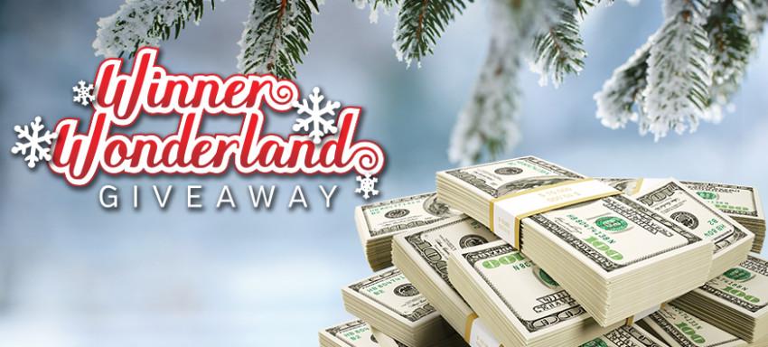 Winner Wonderland Giveaway