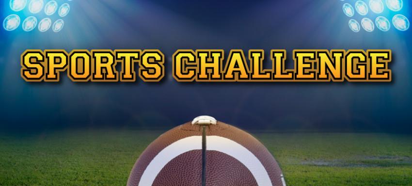 NFL Sports Challenge