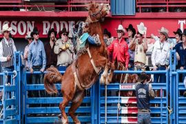 93rd Annual La Fiesta de los Vaqueros – The Tucson Rodeo & Parade