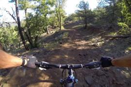 Fire on the Rim Mountain Bike Race