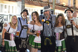 2017 10th Annual SanTan Brewing Oktoberfest