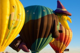 6th Annual Arizona Balloon Classic