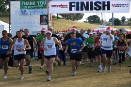 11th Annual 12K's of Christmas® & Santa's Pet Village