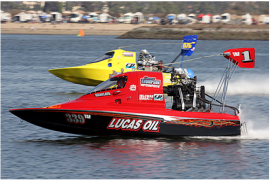 Lucas Oil Drag Boat Races