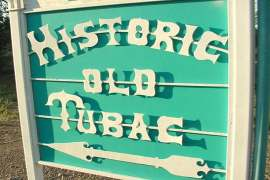Old Town Tubac Historic Adobe Building Tour