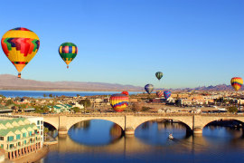 8th Annual Havasu Balloon Festival & Fair