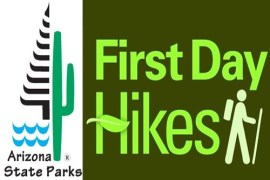 First Day Hike - Homolovi State Park