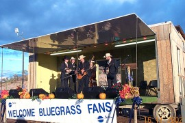 39th Annual Bluegrass Festival & Fiddle Championship - Wickenburg