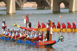 15th Annual Arizona Dragon Boat Festival