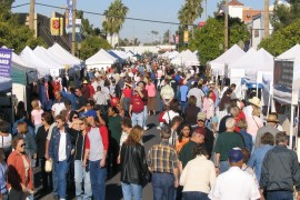 Casa Grande 18th Annual Historic Downtown Street Fair & Car Show