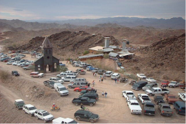 28th Annual Parker Buckskin Mountain Desert Dash