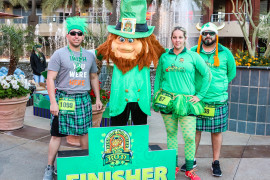 8th Annual Kiss Me I'm Irish Run