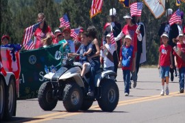 13th Annual Concho Memorial Day Parade and Picnic