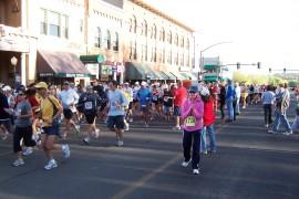 40th Annual Whiskey Row Marathon
