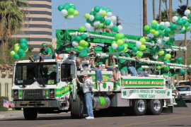 36th Annual St. Patrick's Day Parade & Irish Family Faire