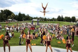 ASU Sun Devil Football Pep Rally