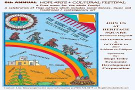 8th Annual Hopi Festival at Heritage Square