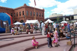 2018 Flagstaff Friday Summer Concert Series