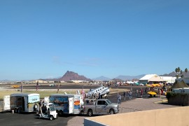 Annual Copperstate Regional EAA Fly-in and Aviation Trade Show