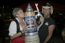 8th Annual Seligman Oktoberfest