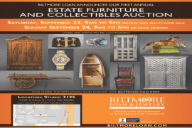 Estate Furniture and Collectibles Auction